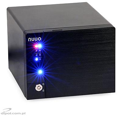 NVR NUUO NE-4160 (16 canale/2400fps/1.3MP)