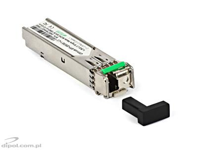 SFP Transceiver: ULTIMODE SFP-205/3G LC (single-mode kábel až do 20 km)