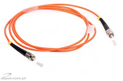 Patchcord FC-FC multimode ULTIMODE PC-033S (1m, 62.5/125)
