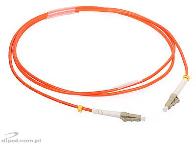 Multimode Patch Cord ULTIMODE PC-055S (1xLC-1xLC, 62.5/125)