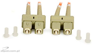 Multimode Patch Cord ULTIMODE PC-011D (2xSC-2xSC, 62.5/125)