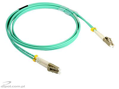 Patchcord LC duplex multimode: ULTIMODE PC-355D (OM3, 1.5m)