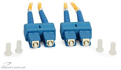 Single-mode Patchcord ULTIMODE PC-511D<br />(double, 2 x SC to 2 x SC, 9/125)