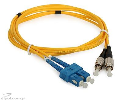 Single-mode Patch Cord ULTIMODE PC-513D (2xSC-2xFC, 9/125)