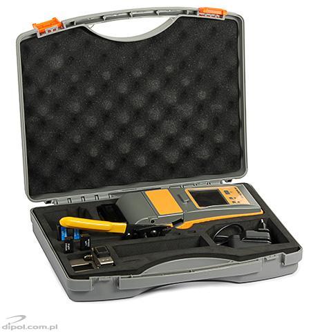 Spawarka światłowodowa EasySplicer + zestaw narzędzi