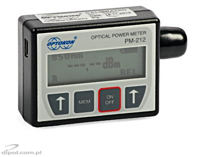 Optical Power Meter PM-212