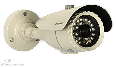 Kamera sufitowa CAM-082 (420TVL, Sharp, 0.5 lx, 3.6mm)