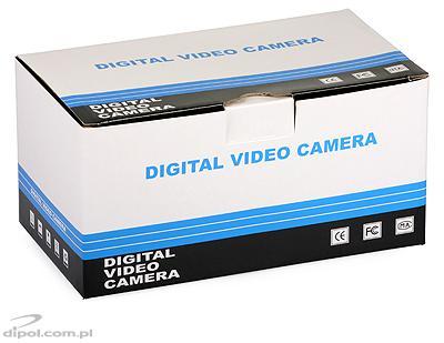 Kamera kompaktowa n-cam 210 (420 TVL, Sony Super HAD II, 0.01 lx, 6mm, IR 30m)