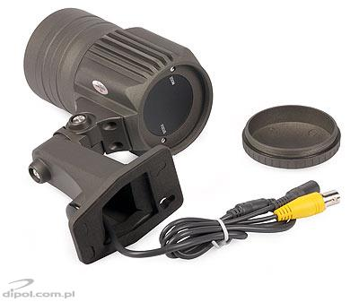 Outdoor Compact Camera: SN-IRC5830L (540TVL, Sony Super HAD II CCD, 0.3 lx, 2.8-10 mm, IR 30m)