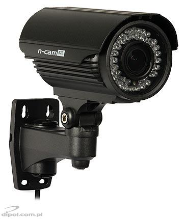 Color CCTV Camera VC-412A - High Resolution (535TVL)