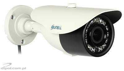 Kamera kolorowa n-cam 225 z reflektorem podczerwieni