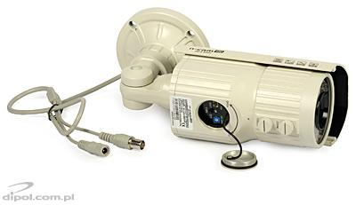 Color CCTV Camera n-cam 225 with IR Illuminator