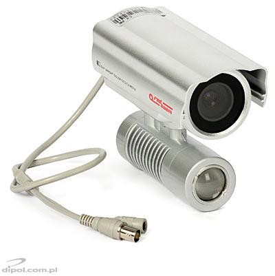 Day/Night Camera Redbeam IC35 (w. IR illuminator)