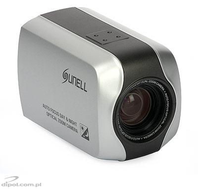 Kamera MOTOR-ZOOM Sunell SN-ZMC6100DN/Z22 (4-88mm, day/night, ICR, Sony Super Had II 540 TVL, 0.05 lx, OSD)
