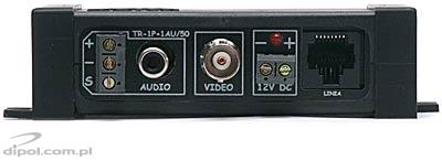 TR-1P+1AU/50 Transmitter / Receiver (audio-video transformer)