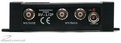 Video Signal Multiplexer RV-1/2P