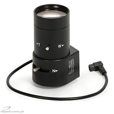 CCTV Lens: JENSEN 5-100 mm DC F1.6 - CLEARANCE SALE!