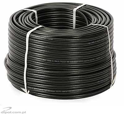 CCTV Cable: CAMSET/YAR PE 75-0.59/3.7+2x0.50 (power) [100m]