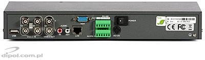 Network DVR: ULTIMAX-104 (H.264, 4 channels)