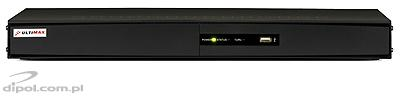 CCTV Network DVR: Ultimax 1316 (16ch-25fps-H.264-HDMI)