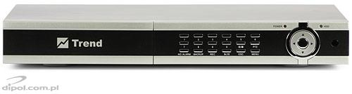 Network DVR: HIKVISION/ULTIMAX DS-8116HFI-S H.264 (16-ch.)