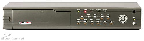 Network DVR: ULTIMAX-304 (H.264, 4 channels)