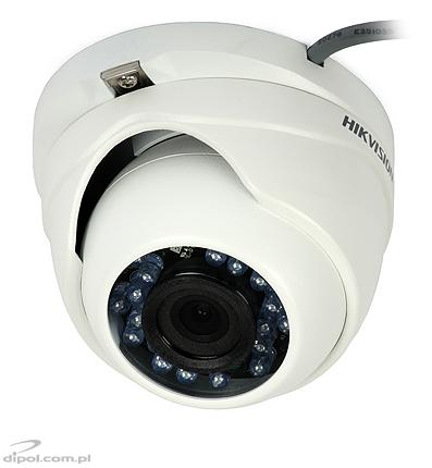 Câmara HD-TVI TURBO HD Hikvision DS-2CE56C0T-IRM (tecto, 720p, 2.8 mm, 0.1 lx, IR até 20m)