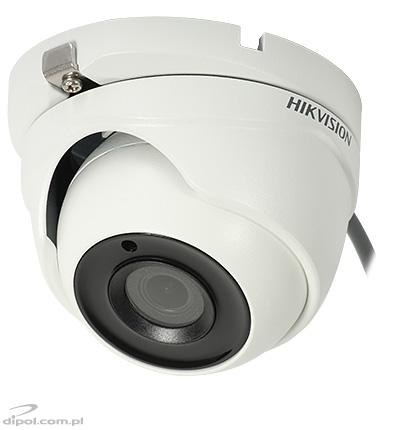 Kamera HD-TVI sufitowa Hikvision DS-2CE56D7T-ITM (1080p, 2.8 mm, 0.01 lx, IR do 20m) TURBO HD 3.0