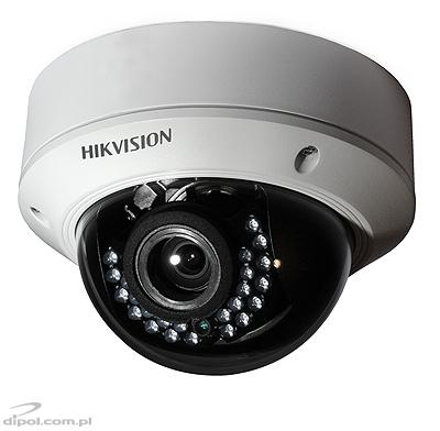 2 Mpix HD-TVI TURBO HD Dome kamera Hikvision DS-2CE56D1T-VPIR(1080p, 2,8mm, 0,01 lx, IR do 20m)