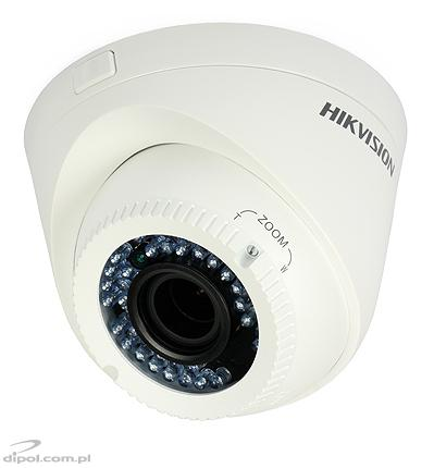 HD-TVI TURBO HD Camera Hikvision DS-2CE56D5T-AVPIR3 (vandal-proof, 1080p, 2.8-12 mm, 0.01 lx, IR up to 40m)