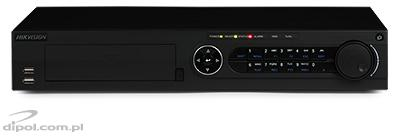 DVR HD-TVI 8 canale Hikvision DS-7308HGHI-SH/A (1080p, 12fps, H.264, HDMI, VGA)