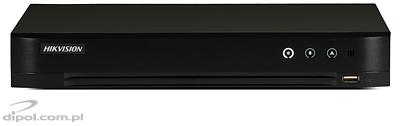 HD-TVI TURBO HD 4.0 DVR: Hikvision DS-7204HQHI-K1 (4ch, 1080p@15fps, H.265, HDMI, VGA)