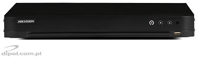 DVR 4 canale Hikvision DS-7204HQHI-K1 TURBO HD 4.0 (4ch, 1080p@15fps, H.265, HDMI, VGA)