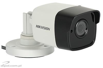 HD-TVI TURBO HD 3.0 Camera: Hikvision DS-2CE16D7T-IT (compact, 1080p, 2.8 mm, 0.01 lx, IR up to 20m)
