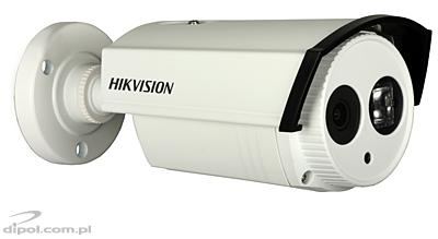 HD-TVI TURBO HD kamera Hikvision DS-2CE16C2T-IT3 (kompaktná, 720p, 2.8 mm, 0.01 lx, IR do 40m)