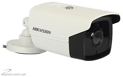 Multi-system Compact Camera: Hikvision DS-2CE16H0T-IT3F (5MP, 2.8mm, 0.01 lx, IR up to 40m, HD-TVI, AHD, HD-CVI, CVBS)