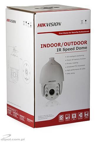 2 Mpix HD-TVI TURBO HD PTZ kamera Hikvision DS-2AE7230TI-A (1080p, 4-120 mm, 0.01 lx, IR up to 120m)