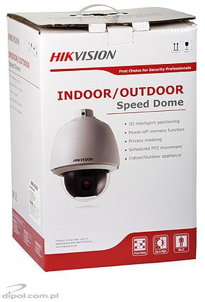 2 Mpix HD-TVI TURBO HD PTZ kamera Hikvision DS-2AE5230T-A (1080p, 4-120 mm, 30x, 0.01 lx)