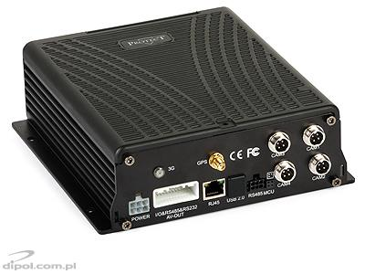 DVR auto Protect 204 (4 canale, HDD 2.5
