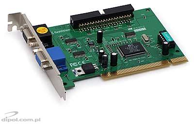 Video Card - Geovision GV-250 (4-input, with software)