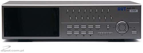 CCTV Digital Video Recorder: AVC777 (16 channels)