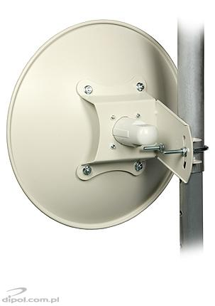 Access Point Ubiquiti NanoBeam M5 (22dBi, 5GHz, MIMO)