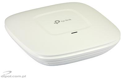 Wireless Access Point TP-Link CAP1750 (dual-band, 802.3ac, PoE 802.3at)