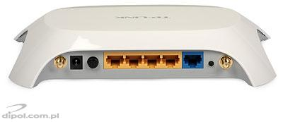 3G Wireless Router: TP-LINK TL-MR3420 (802.11n, UMTS/HSPA)