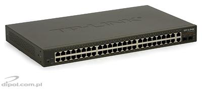 Web Smart Switch: TP-LINK TL-SL2452WEB 48+4G 2xSFP RACK