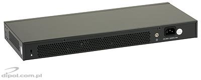 Managed Switch: TP-LINK TL-SG3424P JetStream (24xGbE-PoE, 4xSFP)