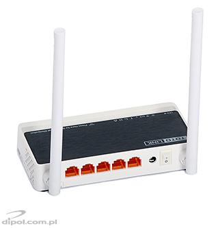 Router Wireless: TOTOLINK N300RT (WiFi 300Mbps, WAN 10/100Mbps, 4xLAN 10/100Mbps)