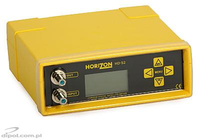 Digital Satellite Meter: Horizon HD-S2