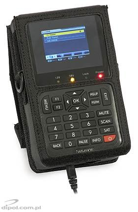 Satellite Meter/Finder WS-6906 (with DVB-S receiver)