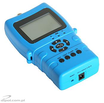 Professional digital TV & SAT analyzer Rover Scout ST2+